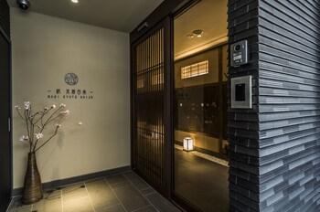 NAGI KYOTO SHIJO Property Entrance