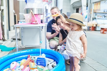 MIMARU KYOTO HORIKAWAROKKAKU Children's Play Area - Outdoor