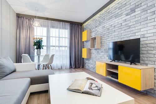 Elite Apartments Spa Zone, Gdańsk City