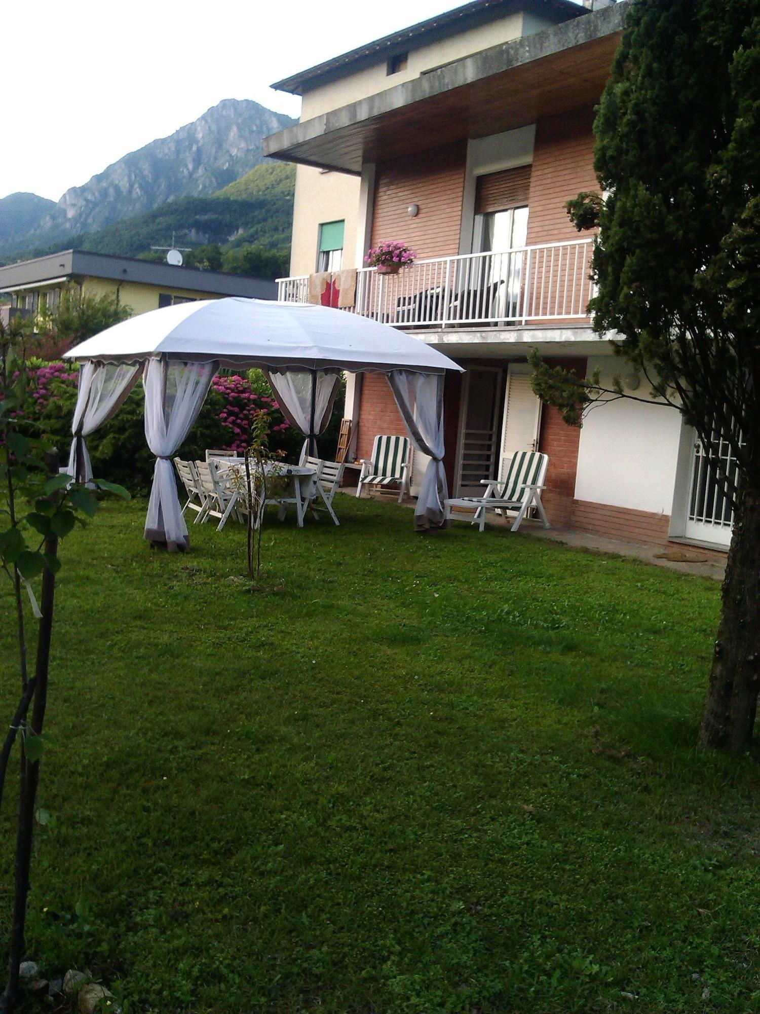 Villa della Musica tra Lago e Montagne, Lecco