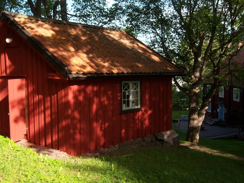 Vandrarhemmet Mangelgården, Söderköping