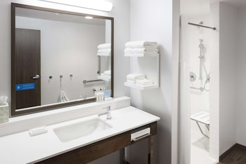 Studio, 1 King Bed, Accessible (Roll-In Shower)