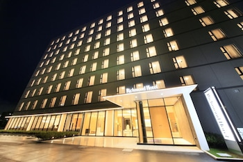 RICHMOND HOTEL HIMEJI Front of Property - Evening/Night