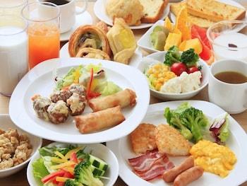 RICHMOND HOTEL HIMEJI Breakfast Meal