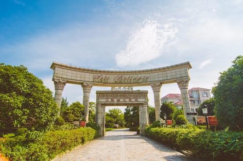 Heart Retreat. Dianshanhu, Suzhou