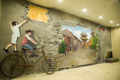 Luoyang Yilu Gangwan Hotel, Luoyang