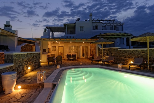 Villa Lucia, South Aegean