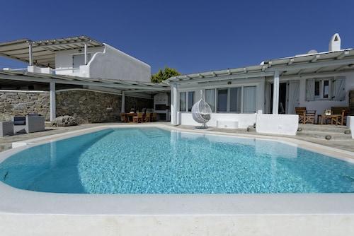 Villa Harmony, South Aegean
