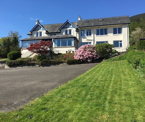 The lochearnhead hotel, Perthshire and Kinross
