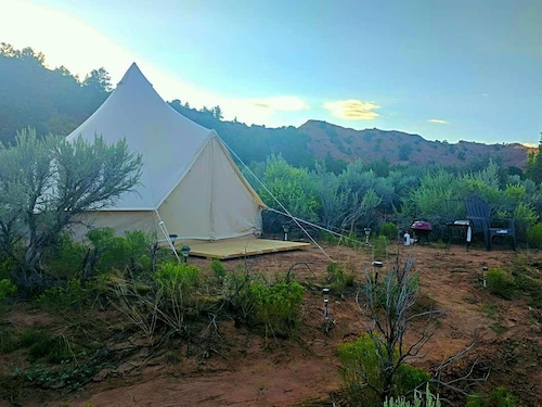 Bryce Luxury Camping, Garfield