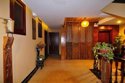 Daitai Yulin boutique hotel, Xishuangbanna Dai
