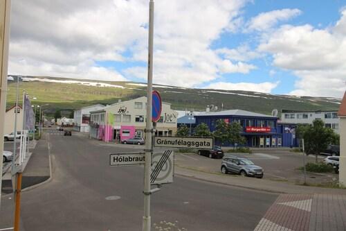 Steinaskjól Guesthouse, Akureyri
