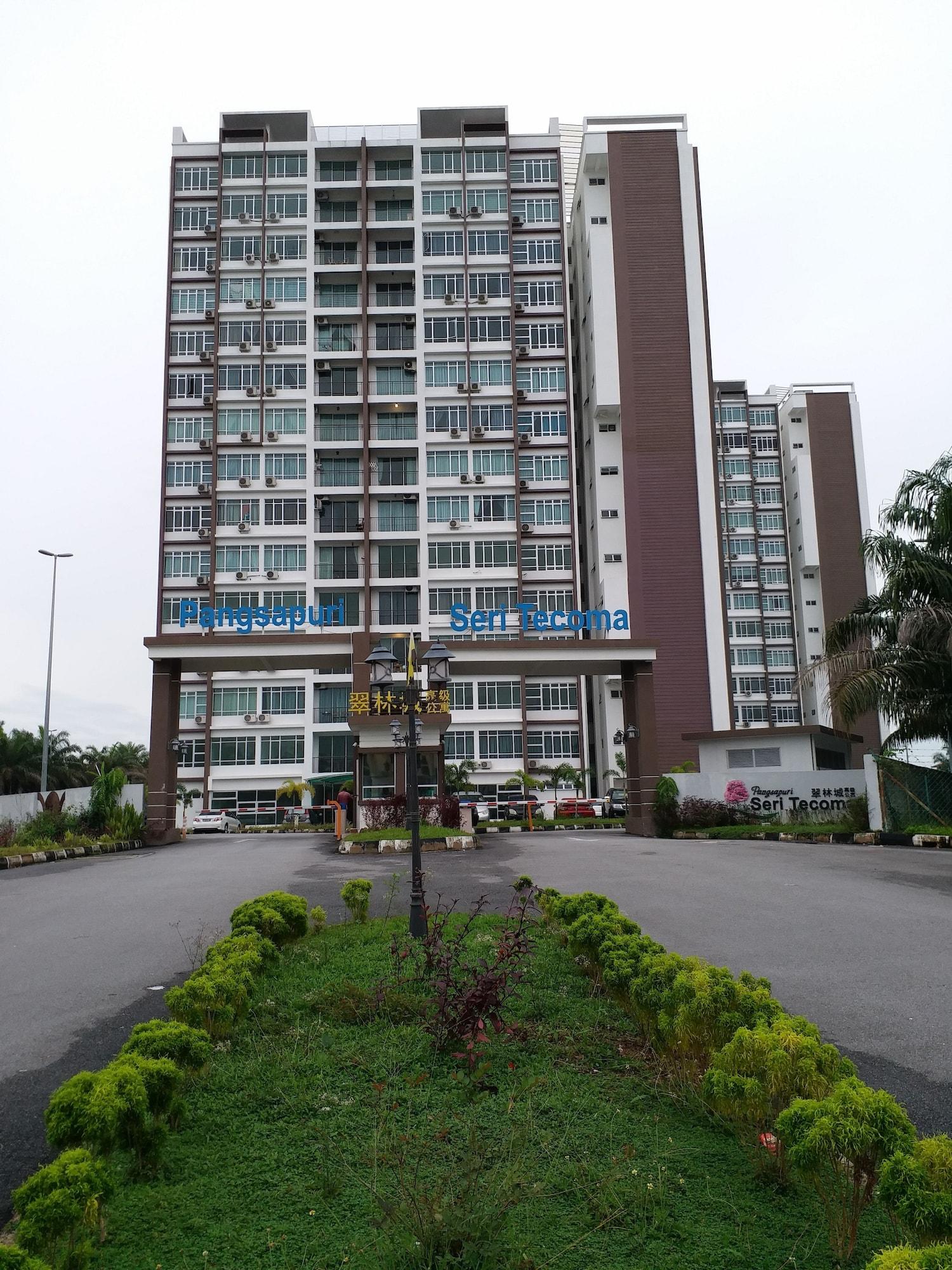 Teresa Tecoma Apartment Homestay, Kinta