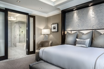Guestroom at The Post Oak Hotel at Uptown Houston in Houston