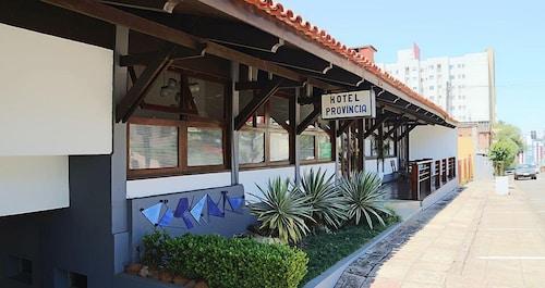 . Hotel Província Flex de Pato Branco
