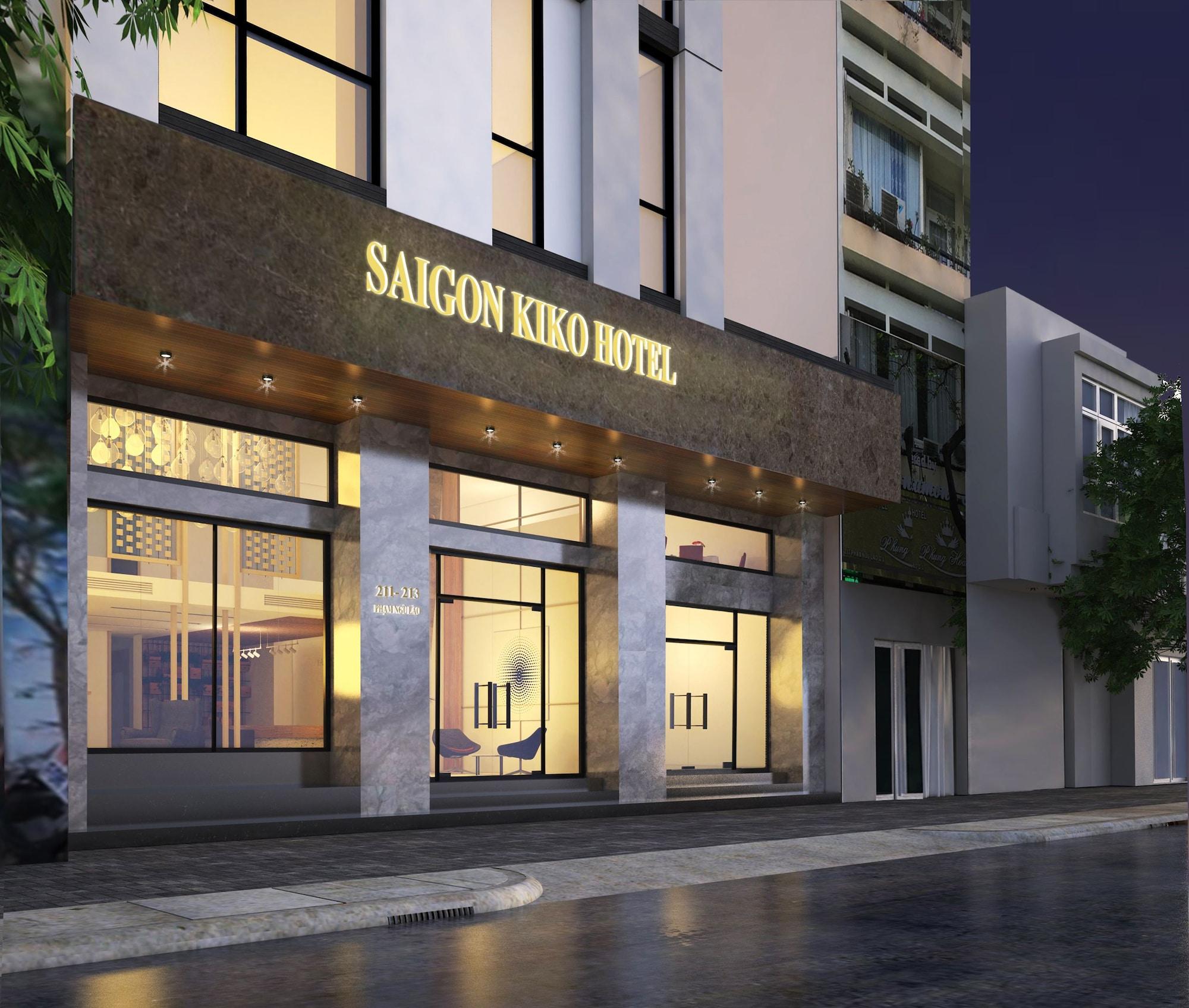 Saigon Kiko Hotel, Quận 1