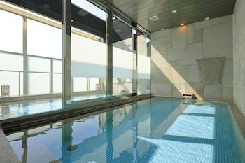 CANDEO HOTELS KOBE TORROAD Indoor Spa Tub