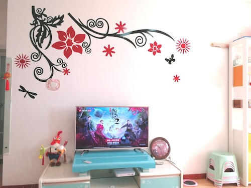 Blessed Family Holiday 2BR Apartment 601, Qingdao