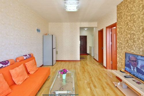 Blessed Family 2BR Apartment 702, Qingdao