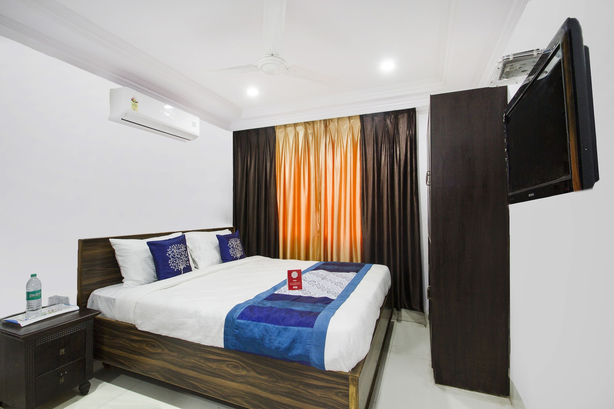 Hotel Srinivasa Central, Hyderabad