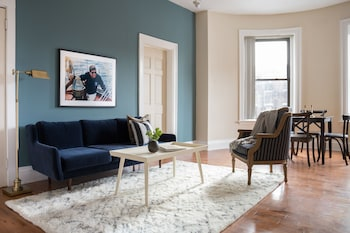 Playful 1BR in Fenway by Sonder photo