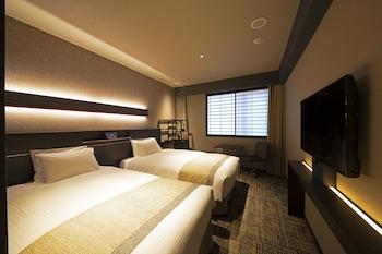 ツインルーム シングルユース 禁煙|ホテル京阪京都八条口