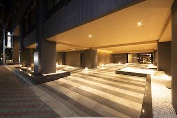HOTEL KEIHAN KYOTO HACHIJOGUCHI Property Entrance