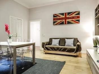Apartment, 2 Bedrooms, Kitchen