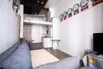 Hotel - Studio Petit Pompidou