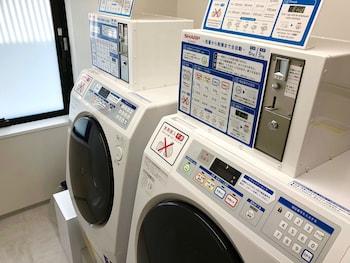 HOTEL VISTA PREMIO TOKYO AKASAKA Laundry Room