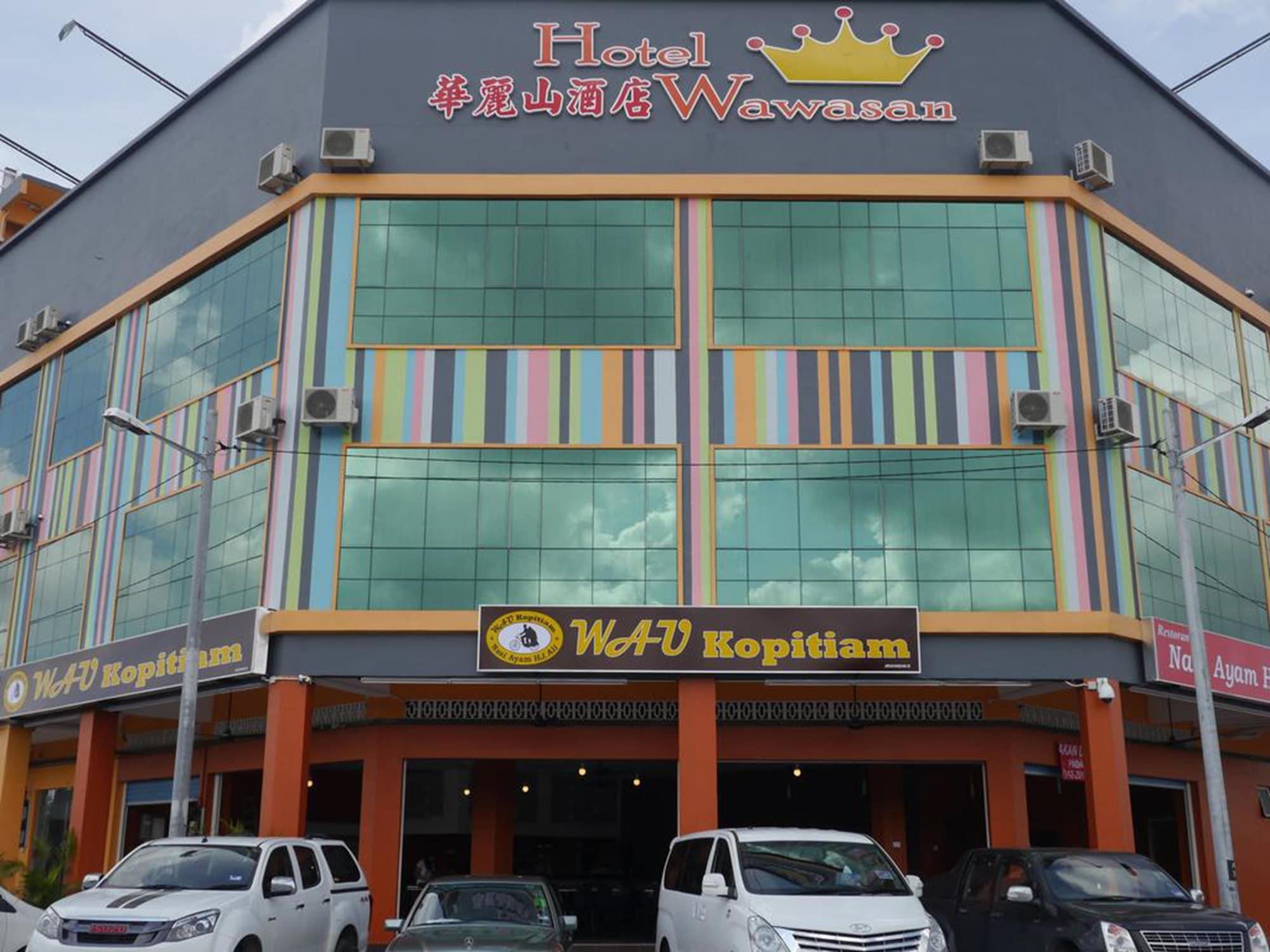 Hotel Wawasan, Keluang
