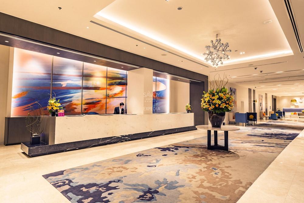 サボイ ホテル マニラ