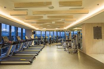 SAVOY HOTEL MANILA Gym