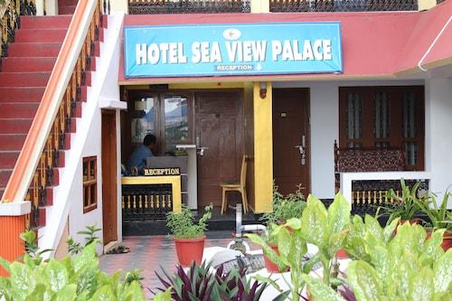 Hotel Sea View Palace - The Beach Hotel, Kovalam, Thiruvananthapuram