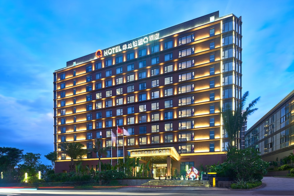 Q ホテル海口 (海口美兰绿地 Q 酒店)