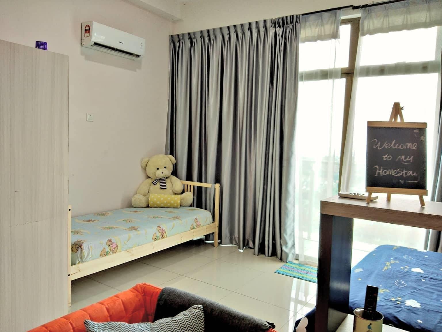 HomeStay in Johor (Palazio), Johor Bahru