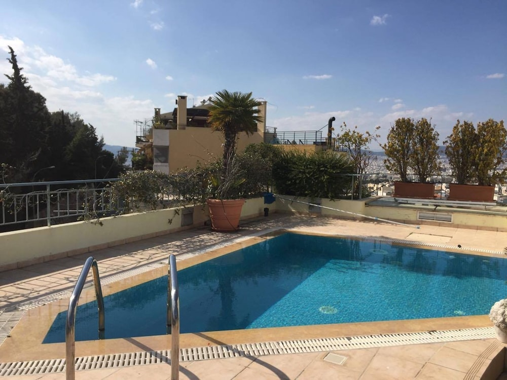 Apartment With 2 Bedrooms in Athina, With Wonderful City View, Private Pool, Furnished Terrace - 15