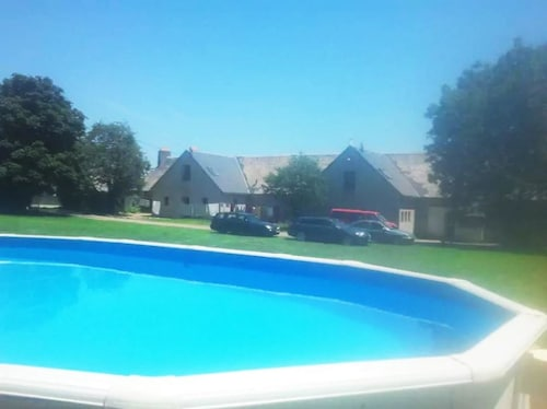 Apartment With 3 Bedrooms in Lortet, With Pool Access and Wifi - 40 km, Hautes-Pyrénées