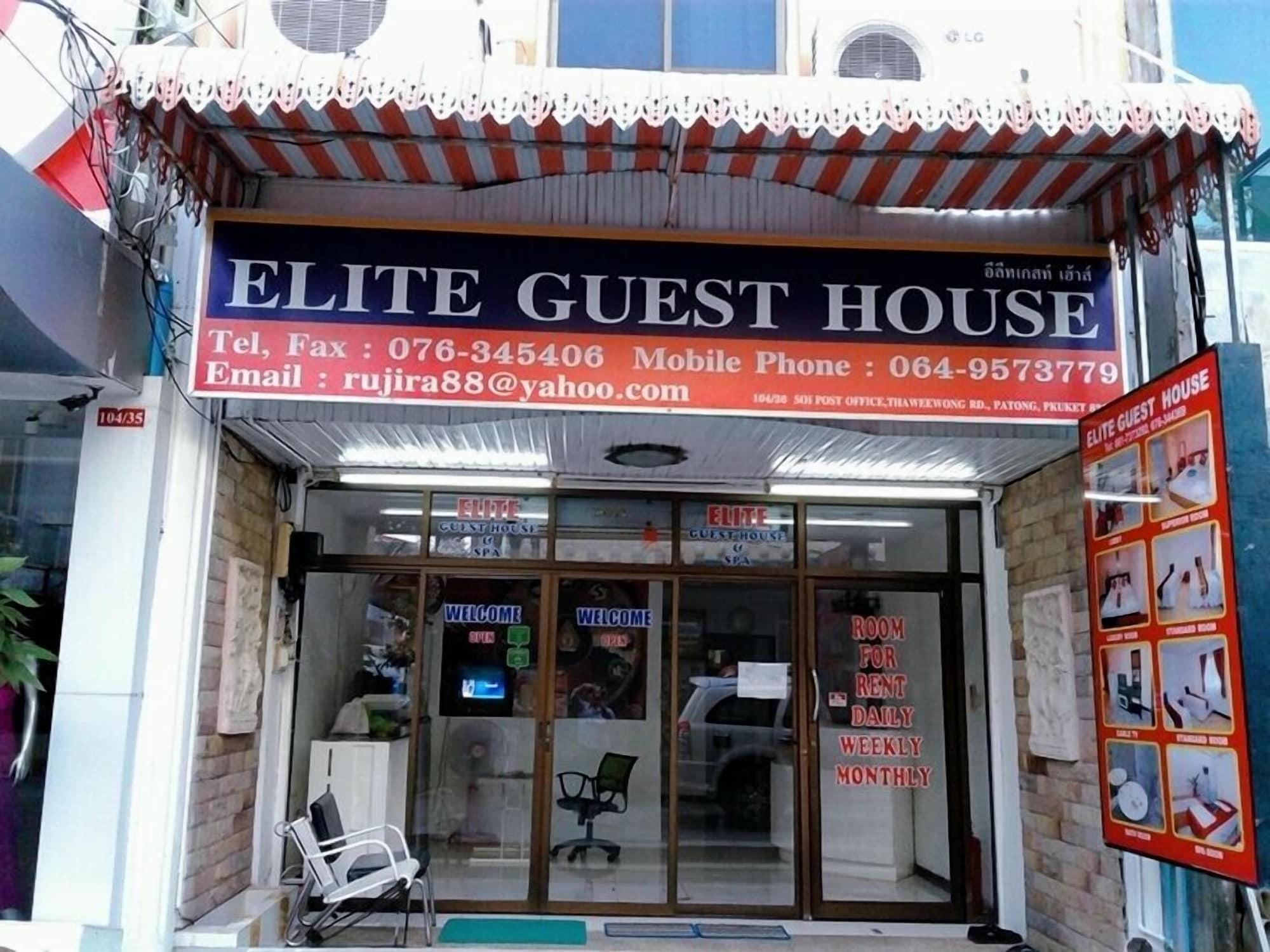 Elite Guesthouse, Pulau Phuket