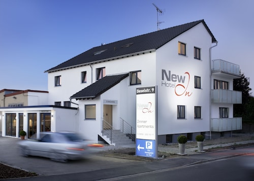 HOTEL NEW IN - Ingolstadt - Gaimersheim, Eichstätt
