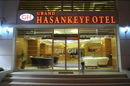 Grand Hasankeyf, Merkez