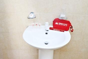 ZEN ROOMS CAPTAIN'S LODGE Bathroom