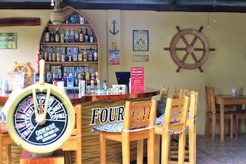ZEN ROOMS CAPTAIN'S LODGE Bar