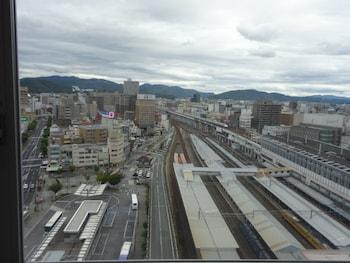 VIA INN OKAYAMA City View