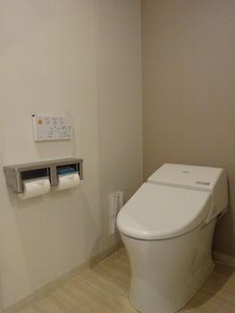 VIA INN OKAYAMA Bathroom