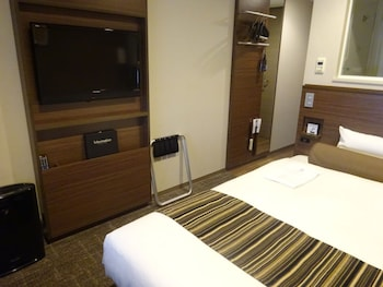VIA INN OKAYAMA Room