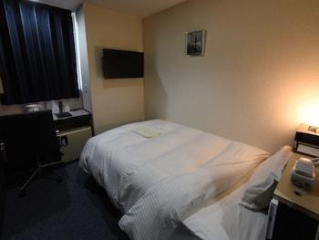 シングルルームB 禁煙 (ベッド幅120cm)|Rホテルズイン北海道旭川