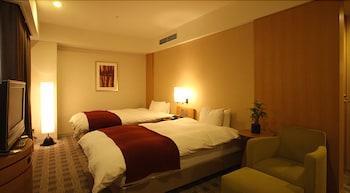 スタンダード ツインルーム|ホテルグランド富士