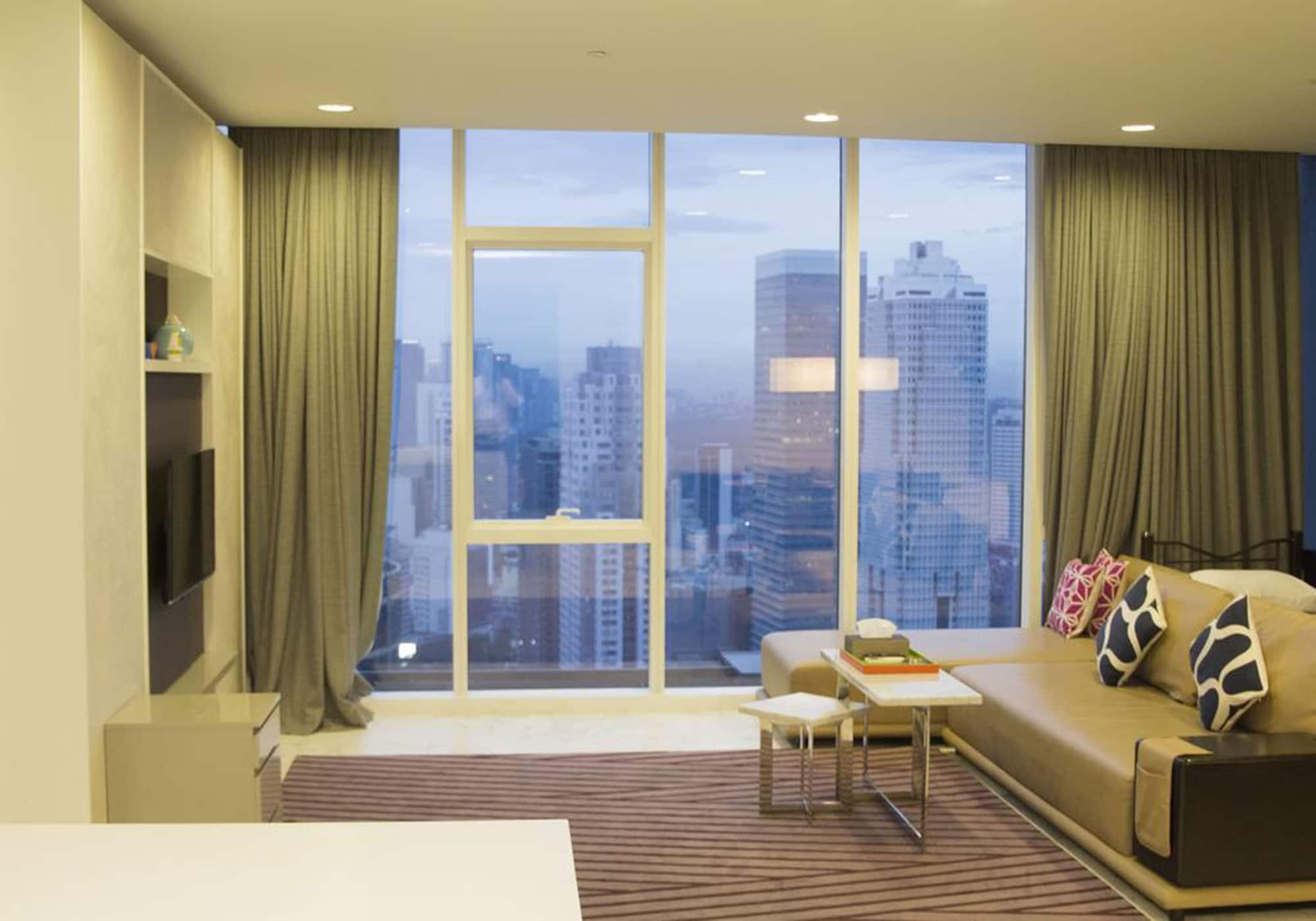 Boody Suites at Platinum suites, Kuala Lumpur