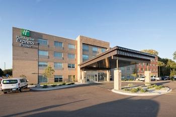 西卡拉馬朱智選假日套房飯店 - IHG 飯店 Holiday Inn Express and Suites Kalamazoo West, an IHG Hotel